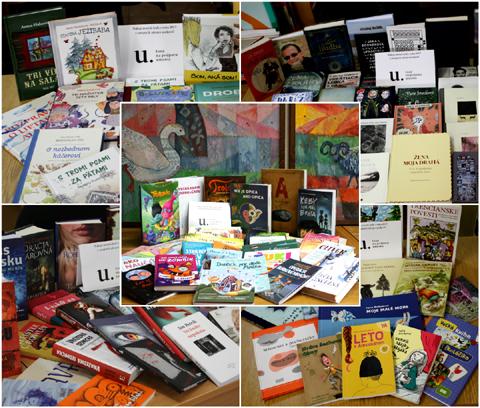 Nákup nových kníh v Krajskej knižnici Ľudovíta Štúra