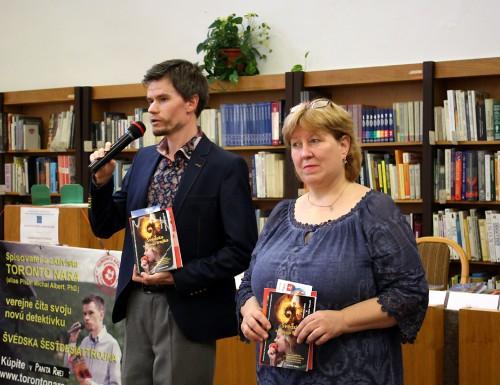 Michal Albert - Švédska šesťdesiattrojka