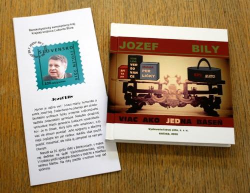 Jozef Bily – Viac ako jedna báseň