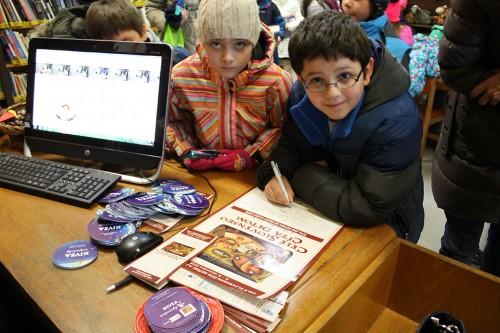 CSČD - Dospelí čítajú deťom aj na Mikuláša