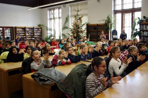 CSČD - Zvolen číta deťom aj na Mikuláša