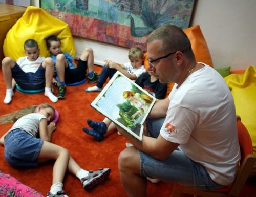 Tretí Týždeň čítania deťom
