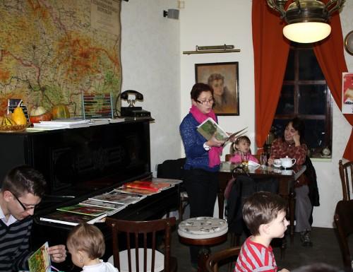 Čítanie v Džezve 2013