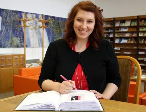 Kristína Falťanová - Modlitba za hriech
