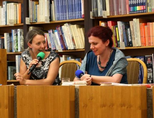 Literárny podvečer so spisovateľkou Denisou Fulmekovou