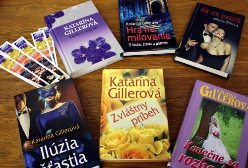 Literárny podvečer so spisovateľkou Katarínou Gillerovou