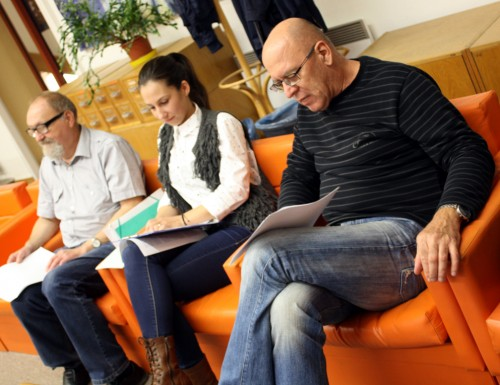 Čítanie bez bariér - Ondrej Kalamár - Josef Zbranek