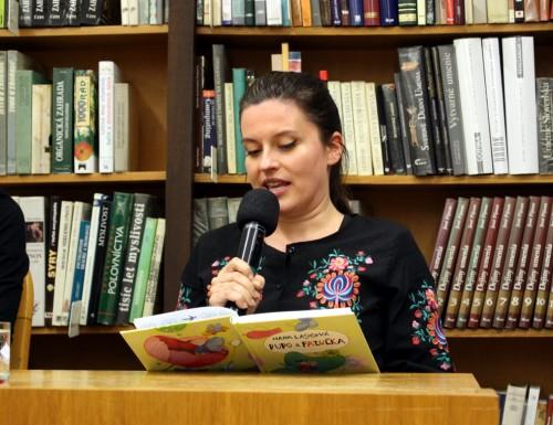 Čítanie bez bariér – Hana Lasicová – Viera Petrovčinová