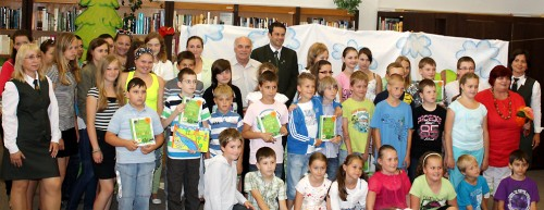Naj lesná kniha 2012