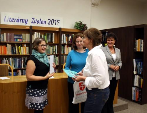 Literárny Zvolen 2015