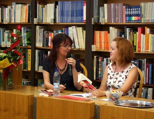 Inéz Melichová a Mária Blšáková