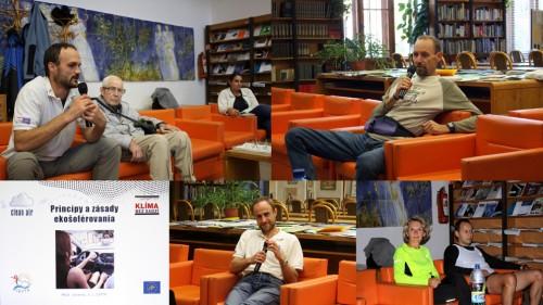 Európsky týždeň mobility v knižnici