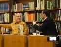 Literárny podvečer so spisovateľom Gustávom Murínom