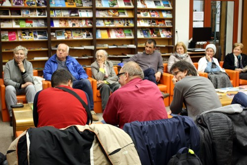 Čítanie bez bariér – Rasťo Piško – Michal Herceg