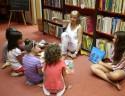 Prázdninový deň v knižnici