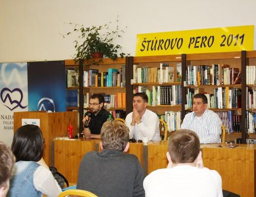 Štúrovo pero (27.-28.4.2012)