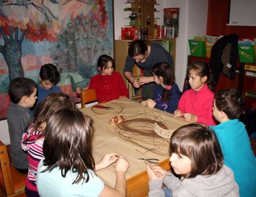 Workshopy tepania