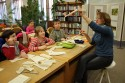 Vyzdobme knižnicu